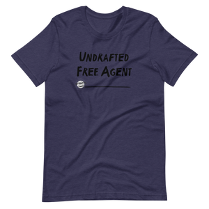 Undrafted Tee - Baseball Tees