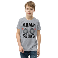 Load image into Gallery viewer, Kids' Bomb Squad Tee - Baseball Tees