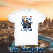 Load image into Gallery viewer, LA Announcers' Tee - Baseball Tees
