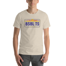 Load image into Gallery viewer, CA Plate Tee - Baseball Tees