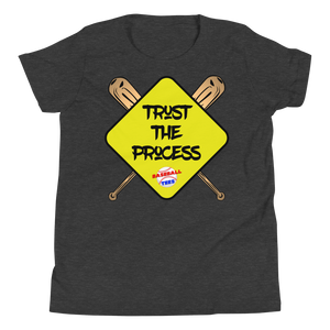 Kids' Trust The Process Tee - Baseball Tees