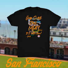 Load image into Gallery viewer, SF Announcers' Tee - Baseball Tees