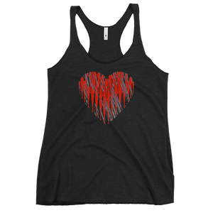 Women's Got Heart Tank Top - Baseball Tees