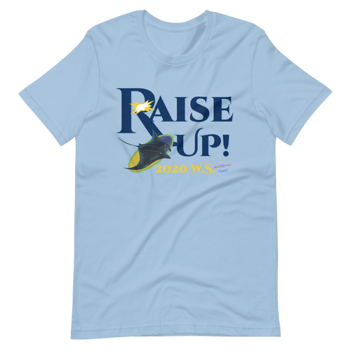 Raise Up Tee - Baseball Tees