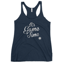 Load image into Gallery viewer, Women's It's Game Time Tank Top - Baseball Tees