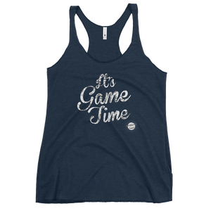 Women's It's Game Time Tank Top - Baseball Tees