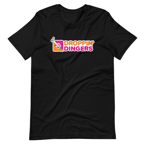 Droppin' Dingers Tee - Baseball Tees