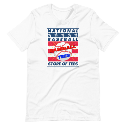 National Baseball Tee - Baseball Tees