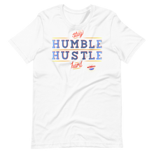 Load image into Gallery viewer, Stay Humble Hustle Hard Tee - Baseball Tees