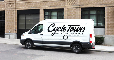 Cycle Team delivery Service