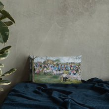 Load image into Gallery viewer, LeBlanc Family Premium Pillow