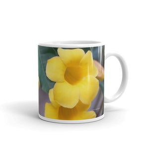 "21a. Yellow Allamanda ""Focus on thoughts that bring you joy"""