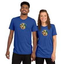 Load image into Gallery viewer, Focus on thoughts that bring you joy!_Unisex Tri-Blend T-Shirt | Bella + Canvas 3413