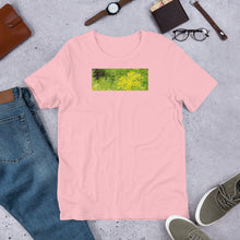 "Load image into Gallery viewer, Sedum Angelina Stonecrop  ""Give the energy of thanks""  Unisex T-Shirt"