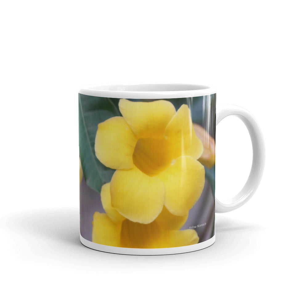 21. Yellow Allamanda without a message