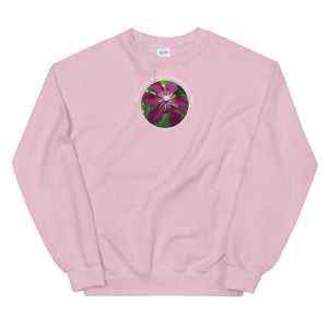 Unisex Sweatshirt_Tune into the feeling of your dream fulfilled