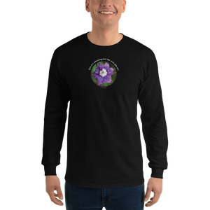 You are amazing just the way you are_Men's Long Sleeve Shirt
