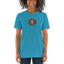 Load image into Gallery viewer, Believe in your truest self_Unisex Tri-Blend Short sleeve T-Shirt | Bella + Canvas 3413