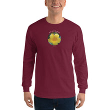 Load image into Gallery viewer, Your Focus has Power_ Men's Long Sleeve Shirt