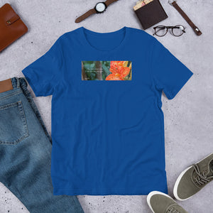 "Dwarf Canna-Picasso  ""You state what is true for you, not your past""  Short-Sleeve T-Shirt"