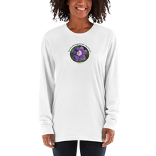 Load image into Gallery viewer, You are amazing just the way your are_Long sleeve t-shirt