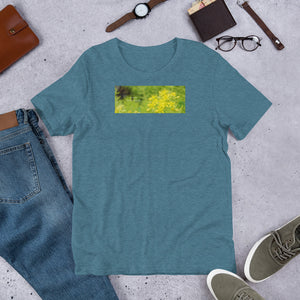 "Sedum Angelina Stonecrop  ""Give the energy of thanks""  Unisex T-Shirt"