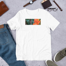 "Load image into Gallery viewer, Dwarf Canna-Picasso  ""You state what is true for you, not your past""  Short-Sleeve T-Shirt"