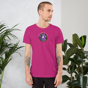 You are amazing just the way you are_Short-Sleeve Unisex T-Shirt