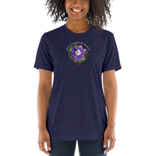 Load image into Gallery viewer, You are amazing just the way you are_Unisex Tri-Blend T-Shirt | Bella + Canvas 3413
