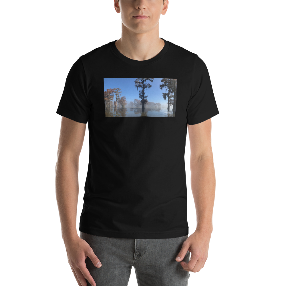 Spirits of the Atchafalaya Basin II Short-Sleeve T-Shirt