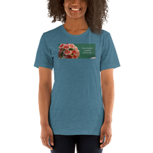 "Load image into Gallery viewer, ""You are whole, complete and limitless"" Kalanchoe.  Short-Sleeve T-Shirt"