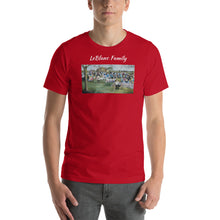 Load image into Gallery viewer, LeBlanc Family Short-Sleeve Unisex T-Shirt