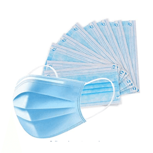 Wholesale Disposable Blue Face Masks