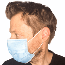 Load image into Gallery viewer, Wholesale Disposable Surgical Masks