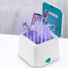 Load image into Gallery viewer, UV Sterilization Box with CPAP Adapter