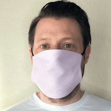 Load image into Gallery viewer, Pink Denim Print Washable Cloth Face Mask with PM2.5 Filter
