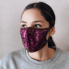Load image into Gallery viewer, Pink Cloth Mask