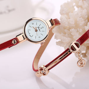 Multi-layer Analog Watch Bracelet
