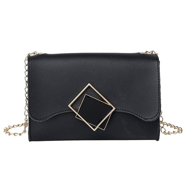 Chain Strap Small Shoulder Bag