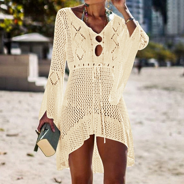 Knitted Cover Up