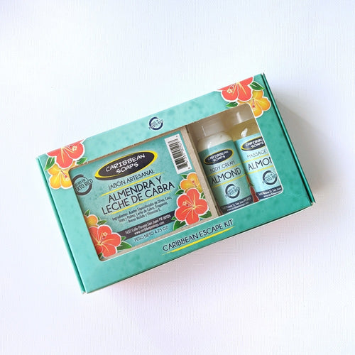 Escape Kit - Caribbean Soaps