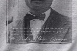 Don Pedro Albizu Campos T-shirt | Heroes and Heroines