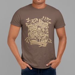 Café Prieto and Puya T-shirt