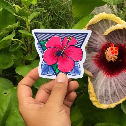 Sticker - Amapola