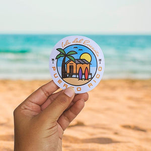 Sticker - Casa de Playa