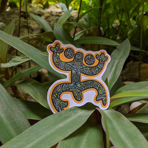 Sticker - Coqui Taino