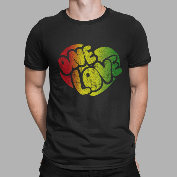 T-shirt One Love