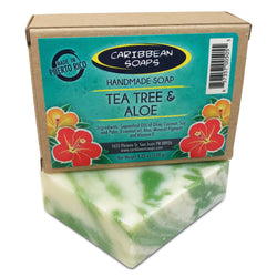 Tea Tree and Aloe Bar Soap