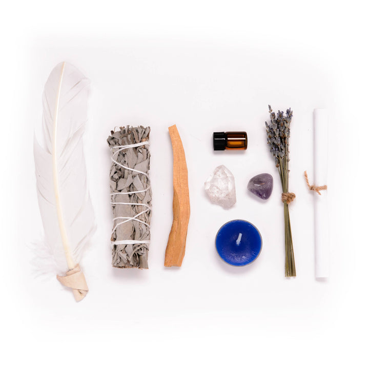 Tranquility & Peace Ritual Kit