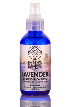 Organic Lavender Spray